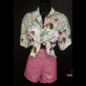 Short Pink Shorts